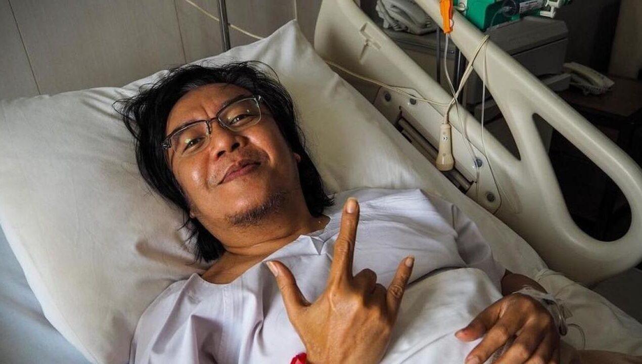 Curhatan Ari Lasso, Idap Tumor Langka Yang Diawali dengan Sakit Perut